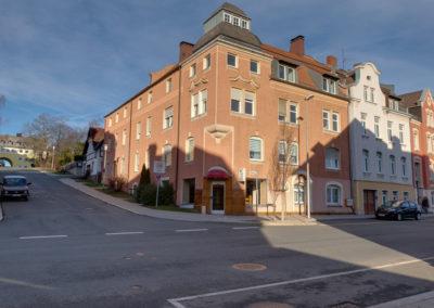 7 Wohnungen + Gewerbeeinheit